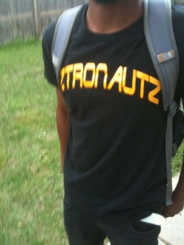 Aztronautz Fresh T-shirt @ Aztronautz