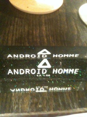 Android Hamme shoes @ Aztronautz
