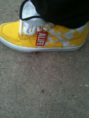 Fresh Alife kicks @ Aztronautz