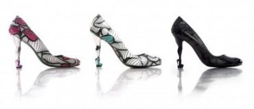 INSA heels for the divas @Aztronautz