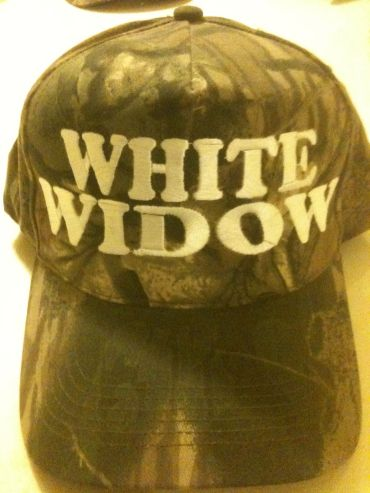 White widow aztronautz hat @aztronautz