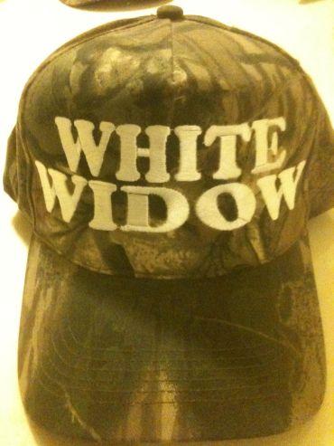 White widow aztronautz hat @aztronautz