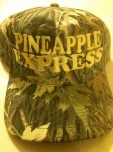 Pineapple express aztronautz hats @aztronautz
