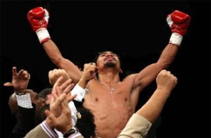 pacquiao wins boxing match against cotto @aztronautz